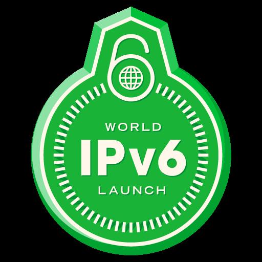 IPv6バッジ